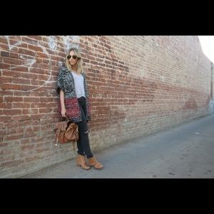 Forever 21 Isabel Marant style Cardigan Sweater